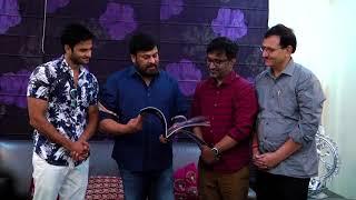 Sammohanam book baunch by Chiranjeevi - idlebrain.com - IDLEBRAINLIVE