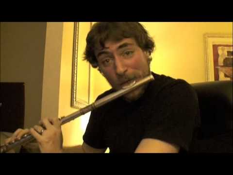 Chuck Norris Of The Flute!