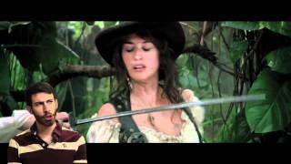 Belated Media: Pirates of the Caribbean: On Stranger Tides Movie Review