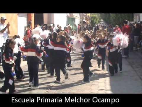 Desfile del 20 de Noviembre Tepechitlán, Zac 2011
