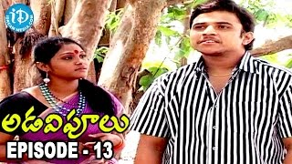 Adavipoolu    Episode 13    Telugu Daily Serial - IDREAMMOVIES
