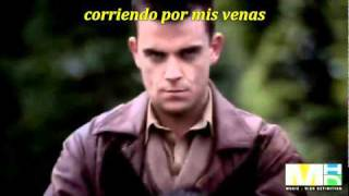 Robbie Williams - Feel (subtitulos Español)