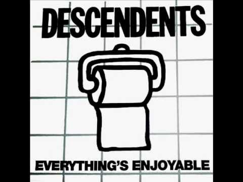 Descendents live