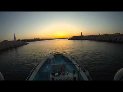 Longline fishing in Cyprus - Ψάρεμα με παραγάδι στην Κύπρο 08