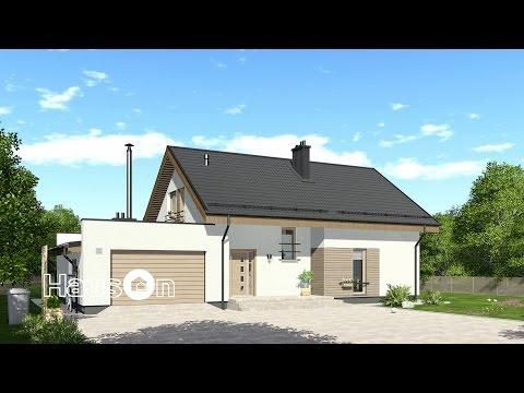 Namų projektai | Namo projektas EMILIS | www.hauson.lt