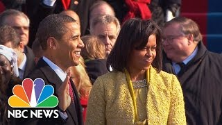 Inaugural Swearing In 101: What It Takes To Swear In A President | NBC News - NBCNEWS