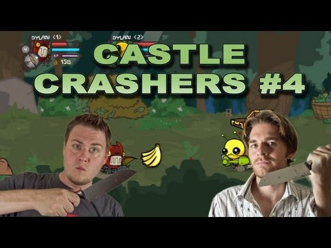 Castle Crashers Let;s Play #4