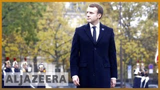 🇺🇸 🇫🇷 Trump to host France's Macron for first state visit to US | Al Jazeera English - ALJAZEERAENGLISH