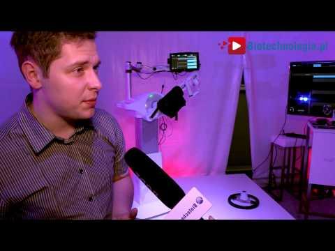 Michał Mikulski opowiada o Lunie EMG.
