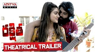 Rakshitha Theatrical Trailer || Karthik Anand, Shalu Chowrasiya || SA Aramaan - ADITYAMUSIC