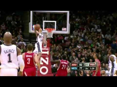 NBA Best Dunks Blocks Crossovers 2011-2012 (HD) TranceAcid mix