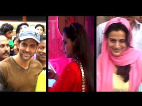 Bollywood Celebs Celebrating Ganesh Chaturthi