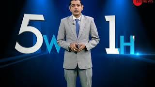 5W 1H: Amit Shah in Guwahati, attacks Congress for development issues - ZEENEWS