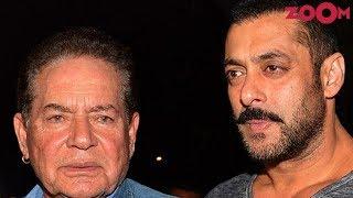 What has Salim Khan advised to son Salman Khan?! | Bollywood News - ZOOMDEKHO