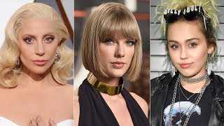 Are Taylor Swift, Miley Cyrus and Lady Gaga writing a song together? - HOLLYWIRETV