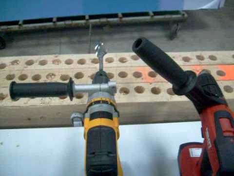 Dewalt vs Hilti – Power Tools Hilti