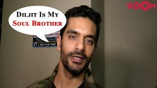 Angad Bedi Talks About The Success Of 'Soorma' | 'Soorma' Special Screenin - ZOOMDEKHO