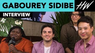 """Come As You Are"" Gabourey Sidibe Reveals She Crashed Her Car Listing to JC Chasez 