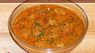 Cabbage Kofta ..