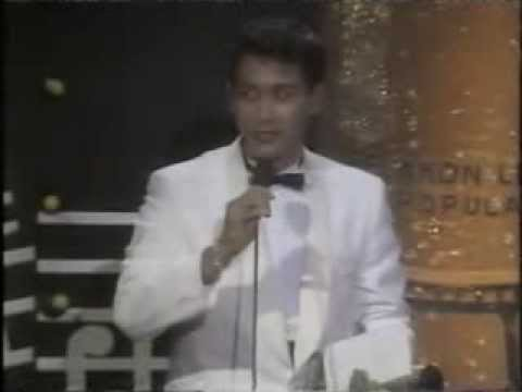 Sabree Fadzil - Pelakon Filem Lelaki Popular ABPBH 1988