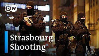 Strasbourg shooting suspect killed by police | DW News - DEUTSCHEWELLEENGLISH