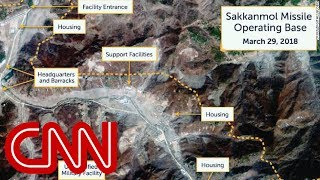 Satellite images reveal hidden North Korean missile bases - CNN