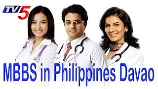 Davao Medical School Foundation in Philippines   SG Consultancy Services   Study Time   TV5 News - TV5NEWSCHANNEL