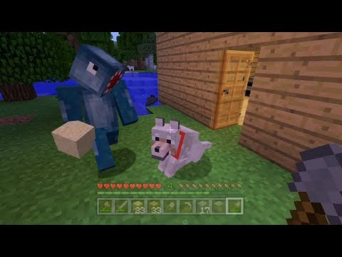 Minecraft Xbox Quest To Kill The Ender Dragon Getting Started Part 1