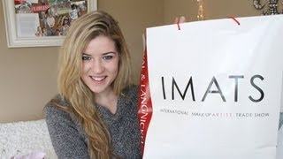 meghanrosette &#8211; LA IMATS 2013 Haul