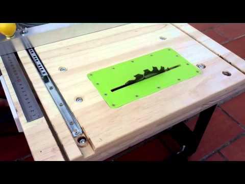 sierra de mesa 2.0