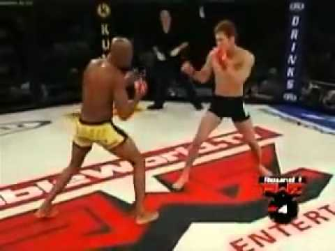 Anderson Silva vs Yushin Okami