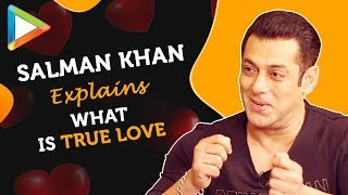 Salman Khan EXPLAINS Why LOVE AT FIRST SIGHT Turns Out to be DISASTER | Notebook - HUNGAMA
