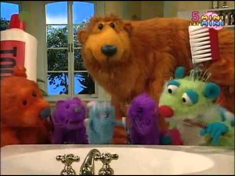 Niedźwiedź w dużym niebieskim domu - odc.80 Cudowny poranek