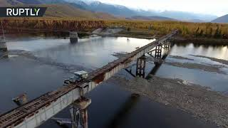 Road of Fear: Dare you cross this scary bridge? - RUSSIATODAY