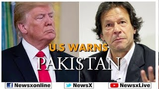 US Warns Pakistan: United States Warned Pak, Another Attack on India will be Problematic - NEWSXLIVE