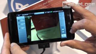 IFA 2010: Dell Streak Android tablet PC