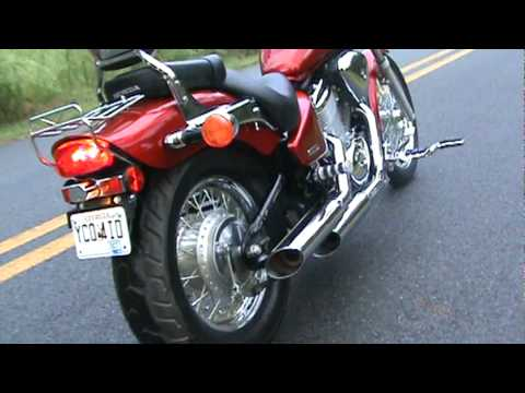 2006 Honda Shadow VLX 600