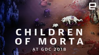 Children of Morta hands-on at GDC 2018 - ENGADGET