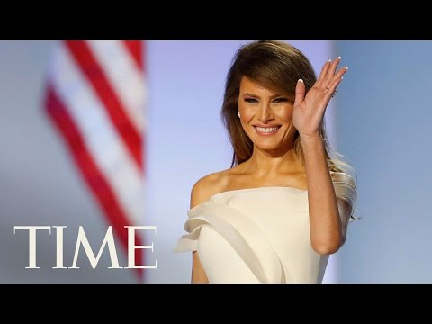 Melania Trump Presents The Secretary Of State's International Women Of Courage Awards | TIME