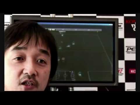 PES 2012 Первое видео геймплея [HD]