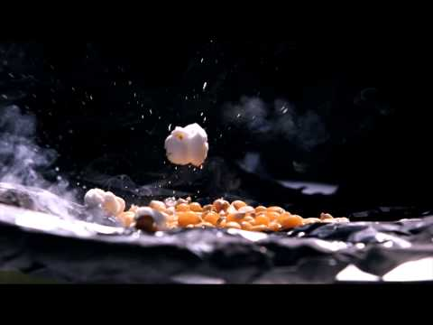 Cooking Popcorn Using Solar Energy