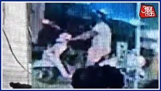 दिल्ली में रोंदती कार, मौत पर मची हाहाकार! - AAJTAKTV