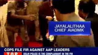 Jayalalithaa's alliance with Left almost over - NEWSXLIVE