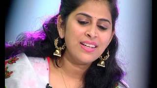 Nanum En Pattum – Playback Singer Pooja – Captain tv Show