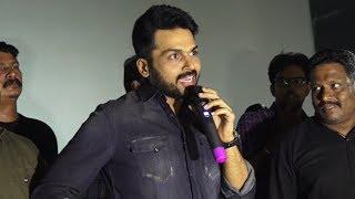 Chinna Babu Movie Theatre Coverage | Karthi | Sayyeshaa | TFPC - TFPC