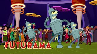 FUTURAMA | The Science Behind The Fiction | SYFY - SYFY