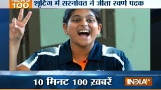 India TV News 100 July 27, 2014 | 8:30 AM - INDIATV