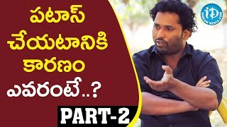 Jabardasth Comedians Getup Seenu and Kirak RP Interview Part #2 || Talking Movies With iDream - IDREAMMOVIES