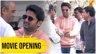 Actor Nithin Andhadhun Telugu Remake Movie Launch | Merlapaka Gandhi | Sreshth Movies | TFPC - TFPC