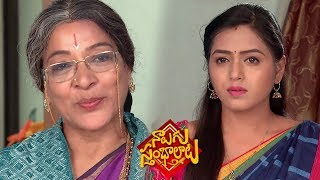 Naalugu Sthambalata Serial Promo - 19th October 2019 - Naalugu Sthambalata Telugu Serial - MALLEMALATV